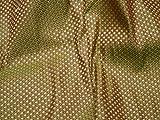 Brokat-Stoff für Brautkleid, indisches Satin, Brokat, Rot
