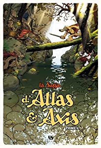 "Afficher ""La saga d'Atlas & Axis n° 1"""