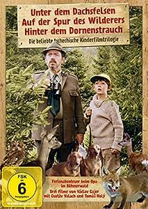 Unter dem Dachsfelsen / Auf der Spur des Wilderers / Hinter dem Dornenstrauch [3 DVDs]