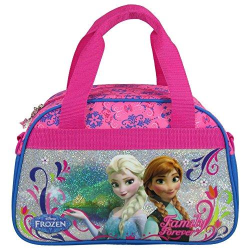 Disney Frozen - Bolsa deportiva 35 x 24 x 15 cm aprox.