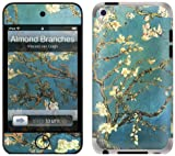 "GelaSkins Protective Skin for iPod Touch 4G with Access to Matching Digital Wallpaper Downloads -""Almond Branches"""