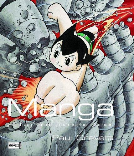 Manga - 60 Jahre japanische Comics
