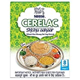 Nestle Cerelac Shishu Aahaar Baby Cereal - 300 g (Khichdi with Vegetables & Ghee)