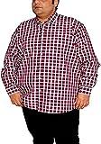 Xmex Men's Formal Shirt (KR-NEOECOCHEKS ...