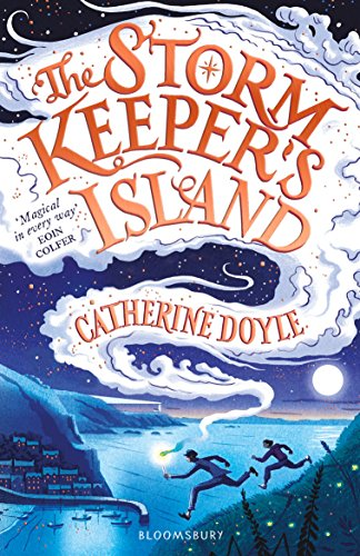 The Storm Keeper's Island (English Edition) - Sommer-explorer