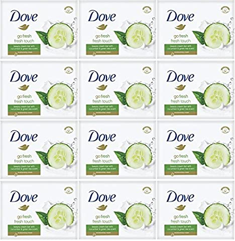 Dove Go Fresh Fresh Touch Cucumber & Green Tea Scent
