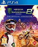 PS4 Monster Energy Supercross 2 - The Official Videogame