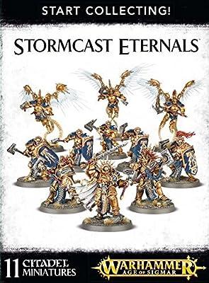 Start Collecting Stormcast Eternals 70-96 - Warhammer Age of Sigmar