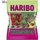 Haribo Waldgeister, Waldmeister- und Himbeergeschmack 30er Set (30x200g Beutel)