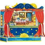 GoKi Wooden Finger Puppet Theatre