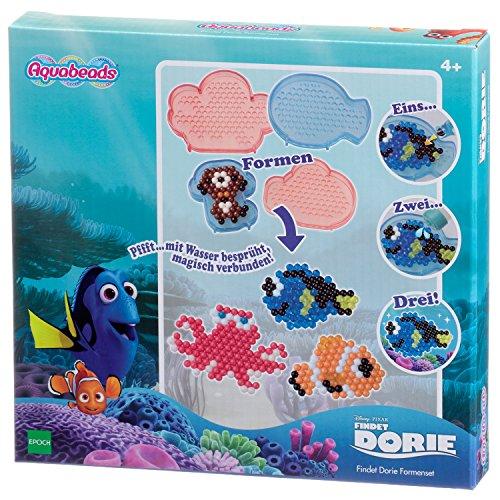 Aquabeads 30089 Findet Dorie Formen Set BastelSet für Kinder