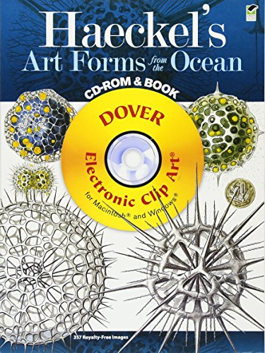 Haeckel's Art Forms from the Oce...
