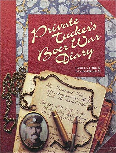 Private Tucker's Boer War Diary