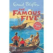 Five On A Treasure Island: Book 1 (Famous Five, Band 1)