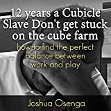 12 Years a Cubicle Slave: How to Find the Perfect Balance Between Work and Play
