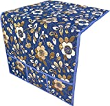 Nisol Royal Blue Fridge Top Cover (Long ...