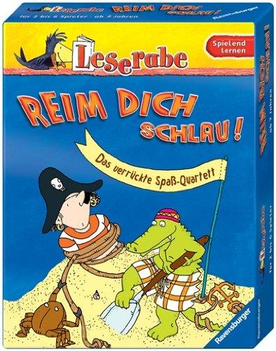 Leserabe - Sonderausgaben: Reim dich schlau!: Das verrückte ()