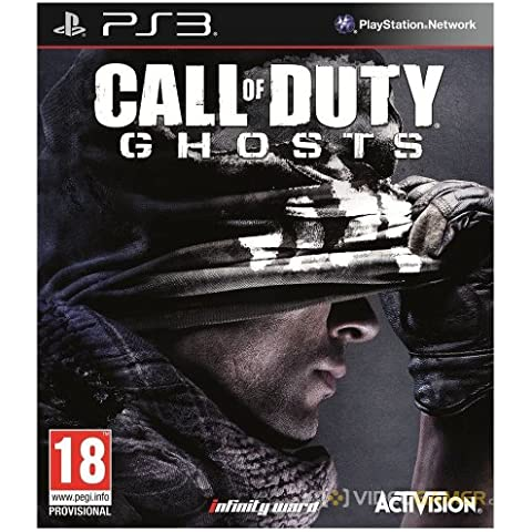 GIOCO PS3 COD GHOSTS