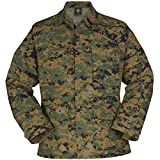 Propper Herren Uniform BDU Mantel Digital Woodland Größe XS Reg