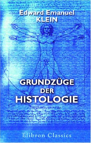 Grundzüge der Histologie