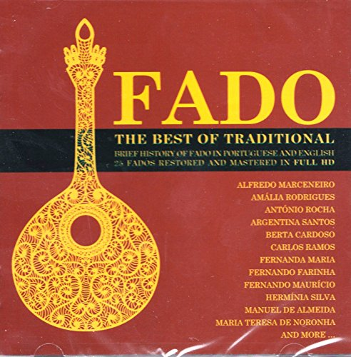 Fado The Best Of Traditional [CD] 2015