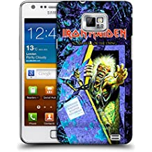 Official Iron Maiden No Prayer Album Covers Hard Back Case for Samsung Galaxy S2 II I9100
