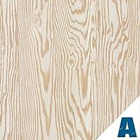 Artesive WD-058 Frassino Sbiancato larg. 30 cm x 5mt. - Pellicola Adesiva in vinile effetto legno per interni per rinnovare mobili, porte e oggetti di casa