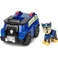 PAW Patrol 6056845/6052310 - Chases Polizeiwagen und Figur (Basic Vehicle)