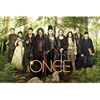 Once Upon A Time - Cast Green Poster (60,96 x 91,44 cm)