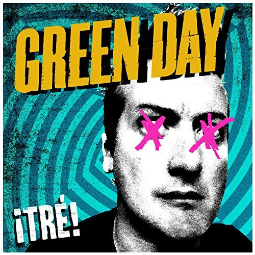 iTre! [CD+T-shirt Bundle] by Green Day