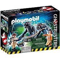 CAZAFANTASMAS Figura con Accesorios (Playmobil 9223