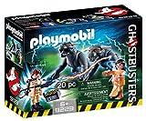 Playmobil 9223 Ghostbusters Venkman with Terror Dogs