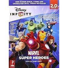 Disney Infinity: Marvel Super Heroes: Prima Official Game Guide (Prima Official Game Guides) by Howard Grossman (2014-09-19)