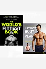 World's fittest book and your ultimate body transformation plan 2 books collection set Paperback