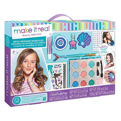 Make it Real 02505 Beauty Collection Meerjungfrauen-Beautyset, bunt