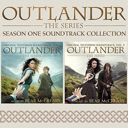 Outlander Season One Fan Pack (Vol. 1 & 2 Combo Pack) by Bear McCreary -