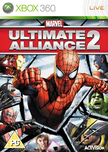 613n4g 96JL UK BEST BUY #1Marvel Ultimate Alliance 2 (Xbox 360) price Reviews uk