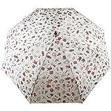 mdrw-fashion Regenschirme Bär Manuelle Schatten 30Prozent UV-Schutz Regenschirm