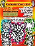 En Español What is Art OTAKU ANIMA MANGA símbolos arquetípicos de la suerte libro para colorear divertido chamán, dragón, gato, pájaro, ciervos, y ... Kachina,Food,Fruit,Virgin,Drum,Mandala,Heart