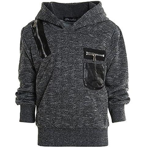 Winter Kinderhoodie Pullover Kapuzenpullover Sweatshirt Hoodie Sweatjacke 20773,