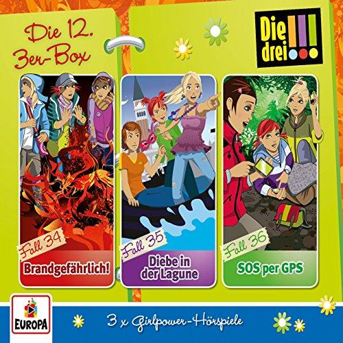 Die 12. 3er-Box (Folgen 34-36)