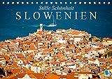 Slowenien - Stille Schönheit (Tischkalender 2019 DIN A5 quer) -