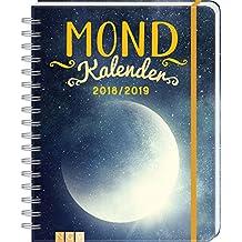 Mondkalender 2018/2019: Mit 130 Stickern!