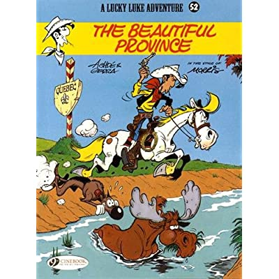 Lucky Luke - tome 52 The Beautiful Province (52)