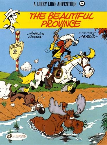 A Lucky Luke Adventure, Tome 53 : The beautiful province