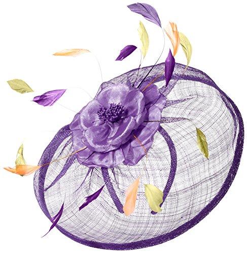 scala-womens-sinamay-fascinator-hat-purple-one-size