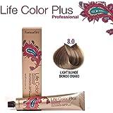 FarmaVita Life Color Plus, Tinte, Tono 7.00 (Rubio Intenso ...
