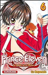 Prince Eleven - La double vie de Midori Edition simple Tome 6