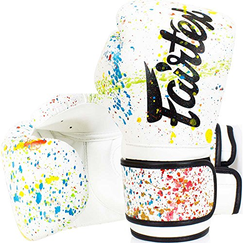 fairtex boxhandschuhe Fairtex Boxhandschuhe, BGV-14, PT, Boxing Gloves, Muay Thai, Kickboxen Size 16 Oz