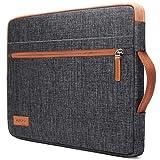 "kizuna Notebook Tasche 15.6 Zoll Wasserdicht Laptop Hülle Sleeve mit Griff Schutzhülle Case Etui Für 15,6"" Lenovo Yoga 730|720/Flex 4/IdeaPad ThinkPad/HP Envy x360 15/Dell XPS 15/ASUS ROG Zephyrus S"